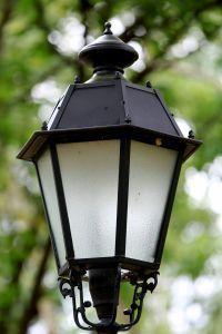 verlichtingspaal buitenverlichting