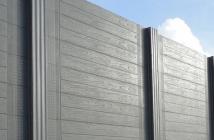betonplaten afsluiting