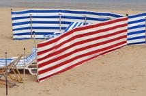windschermen strand